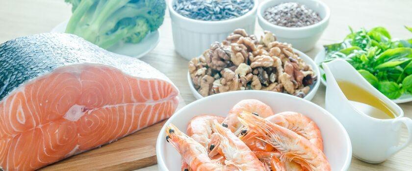 Kwasy omega-3 i omega-6