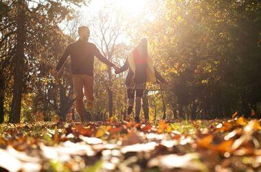 Bądź aktywny jesienią