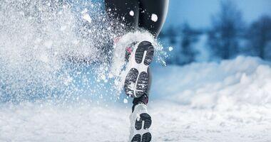 Nie bój się biegać zimą
