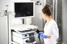 Rozpoznanie choroby refluksowej - badanie gastroskopowe