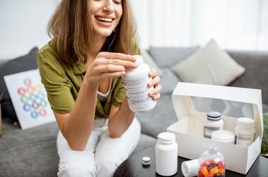 Substancje w suplementach diety na odchudzanie