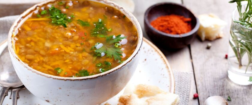 Zupa krem na rozgrzewkę – zdrowe i smaczne przepisy
