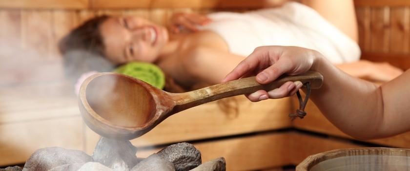 Leczenie ciepłem – sauna