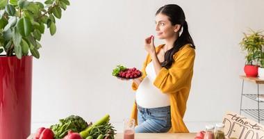 Zdrowa dieta kobiety ciężarnej