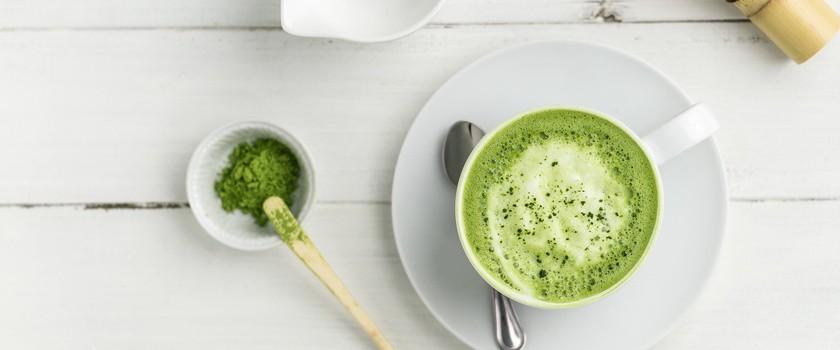 Herbata matcha może pomagać w walce ze stanami lękowymi
