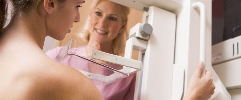 Mammografia i ultrasonografia