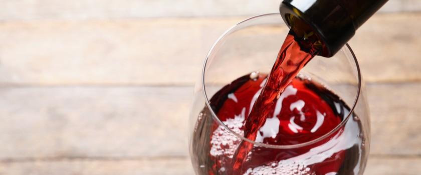 Czerwone wino jak probiotyk