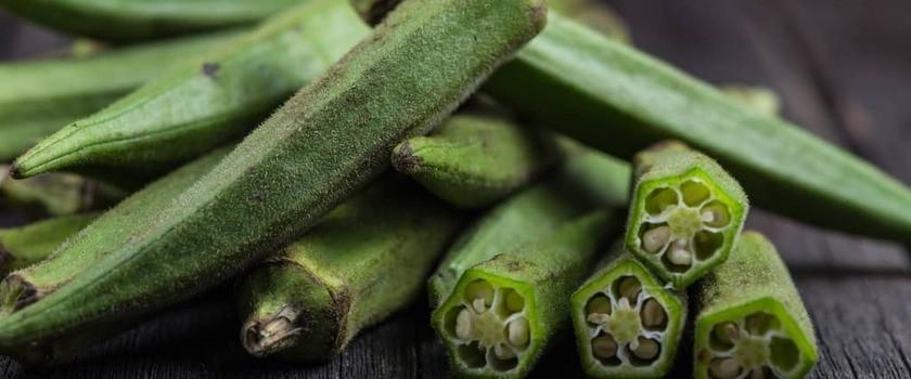 Okra (piżmian jadalny, ketmia jadalna)–właściwości, wartości odżywcze i zastosowanie
