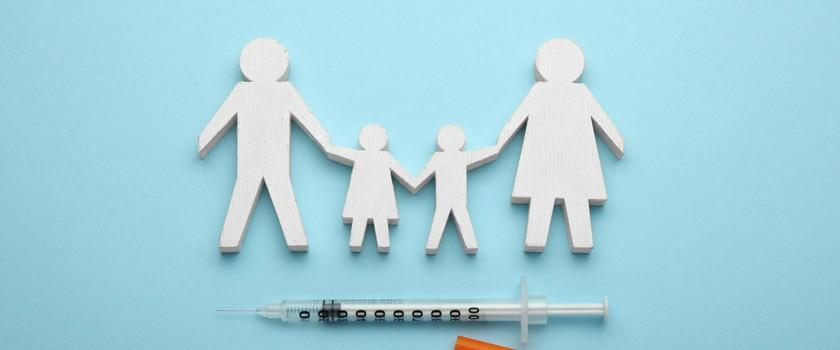 Genetyka wpływa na skuteczność szczepionek u dzieci