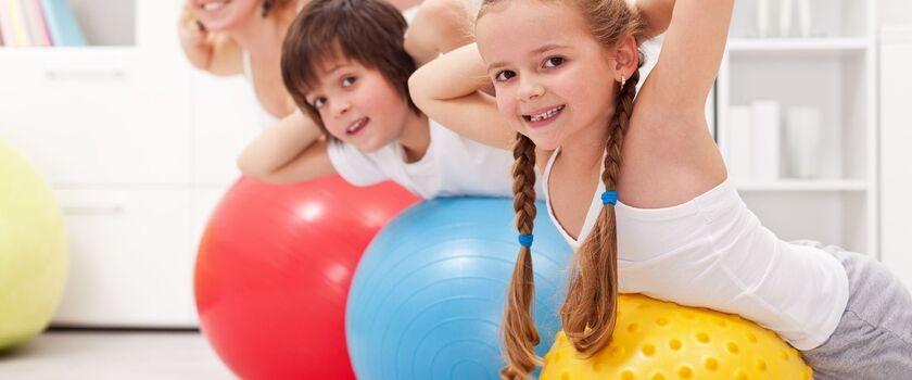 Jak sport wpływa na dziecko?