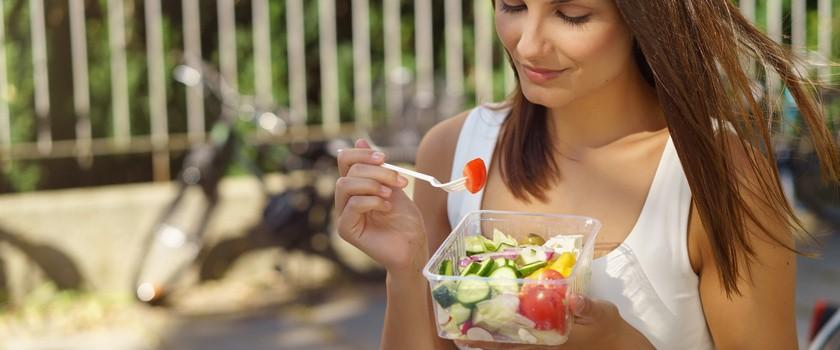 Posiłki redukujące stres