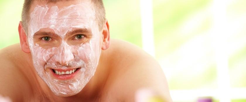 Kosmetyki  w męskim wydaniu