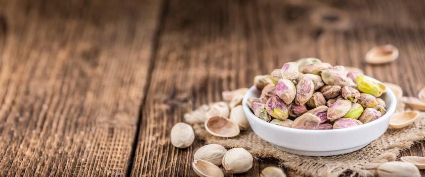 Właściwości pistacji