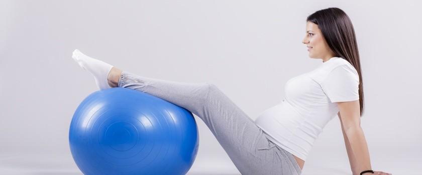 Dzieci mam aktywnych w czasie ciąży rzadziej miewają nadwagę