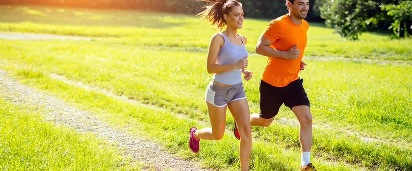 Lubisz biegać? Rób to zdrowo