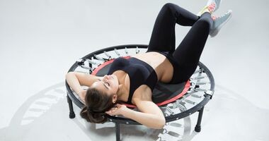 Jumping fitness, czyli trening na trampolinie