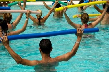Fitness w wodzie