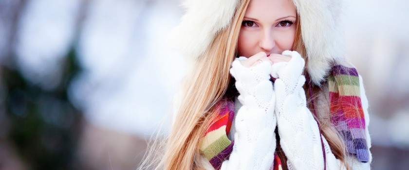 Jak chronić włosy przed zimnem?
