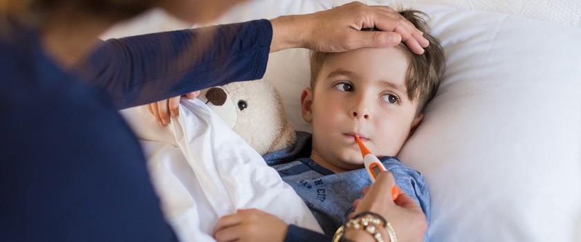 Drgawki gorączkowe – przyczyny, rodzaje, postępowanie