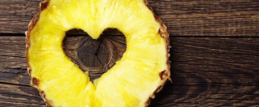 Ananas – właściwości zamknięte w królewskim owocu