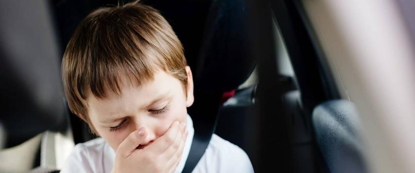 Choroba lokomocyjna – jak pomóc dzieciom i dorosłym?