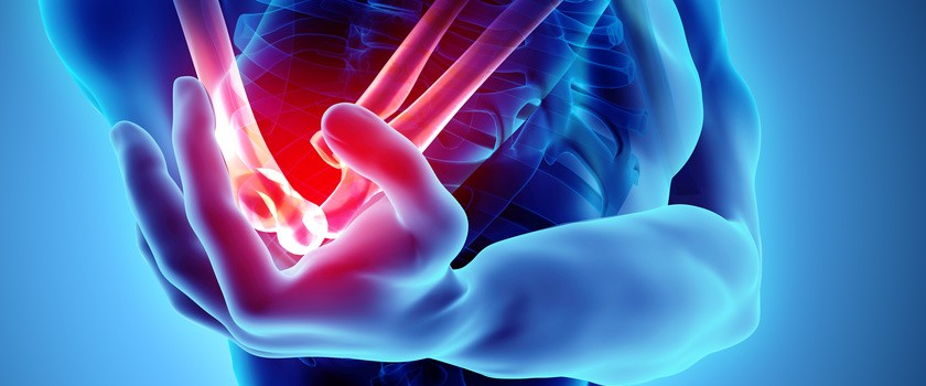Ból łokcia – przyczyny, diagnostyka i leczenie bólu w łokciu. Jakie zabiegi i ćwiczenia stosować na bolący łokieć?