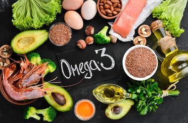 Omega-3 – właściwości, źródła, zapotrzebowanie na kwasy tłuszczowe omega-3