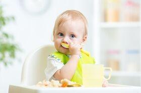 Rozszerzanie diety maluszka po 4 miesiącu życia