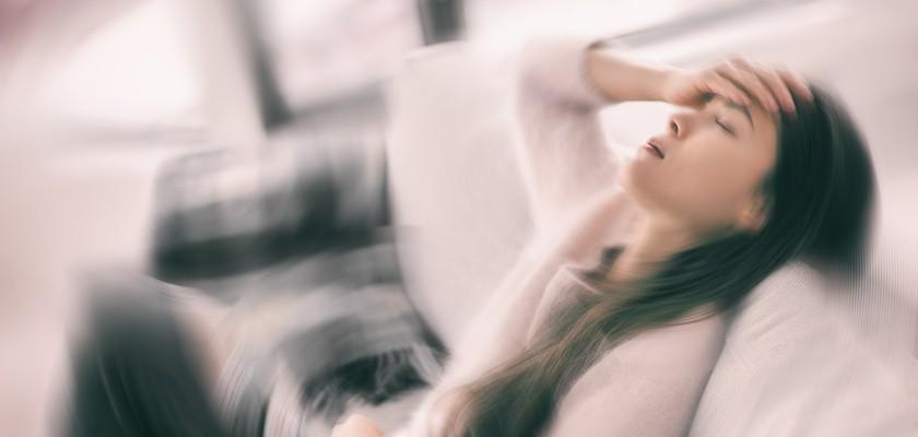 Choroba Ménière'a (Meniere'a) – przyczyny, objawy i leczenie nagłych ataków zawrotów głowy