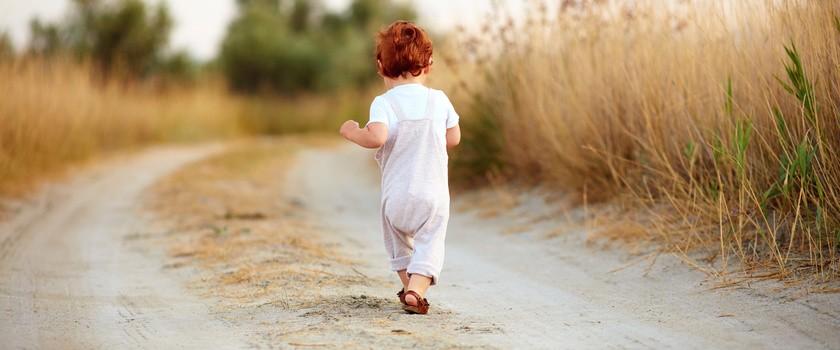 Z chorym dzieckiem na spacer? Dlaczego nie!
