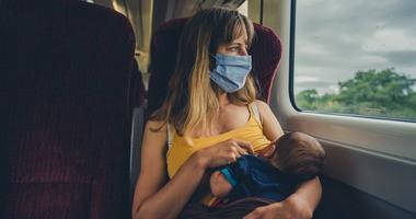 Przeciwciała anty SARS-CoV-2 są przekazywane dziecku wraz z mlekiem matki