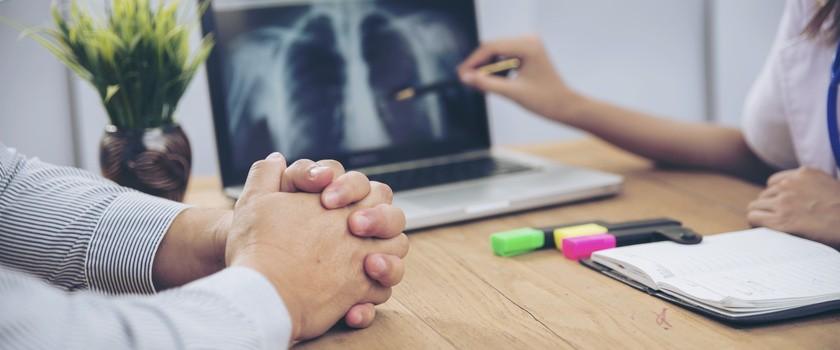 Bezobjawowe zapalenie płuc – co trzeba o nim wiedzieć?