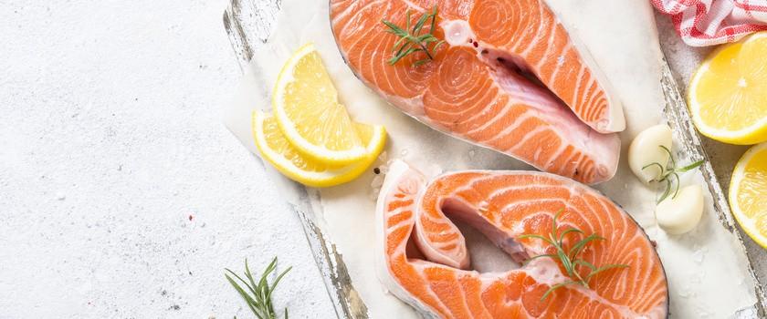 Jedzenie ryb morskich może pomóc zapobiegać astmie