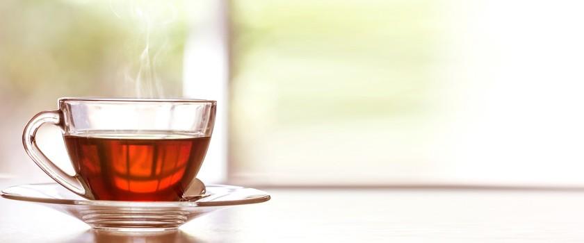 Poznaj 5 pomysłów na rozgrzewające herbaty