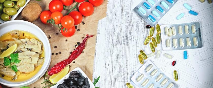 Niebezpieczne interakcje leków z żywnością