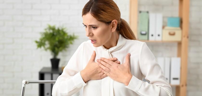Duszności – przyczyny, diagnostyka i leczenie problemów z oddychaniem