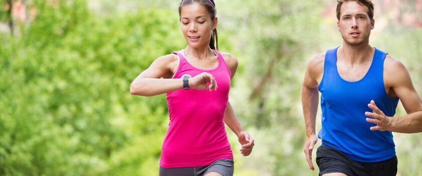 Monitoruj tętno podczas treningu