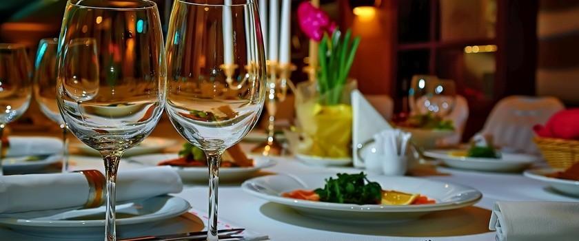 Dieta na przyjęciu - odchudzanie a życie towarzyskie
