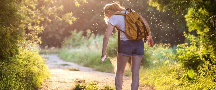 Skuteczne apteczne i domowe sposoby na komary – spraye, opaski, witaminy. Co wybrać?