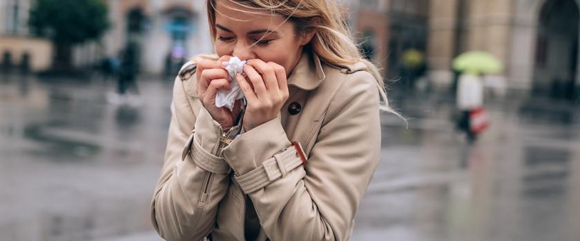 Gdy złapie nas przeziębienie i grypa. Łagodzenie objawów
