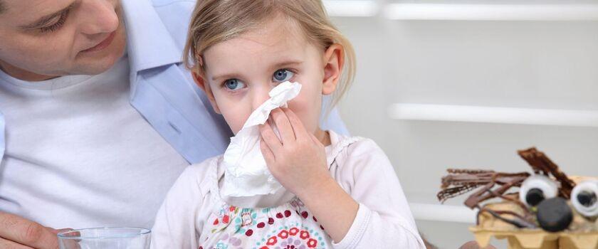 Powikłania przeziębienia