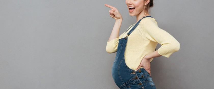 Najczęstsze dolegliwości ciążowe