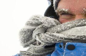 Hipotermia - zimowe zagrożenie
