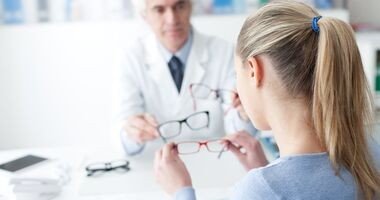 Cesarskie cięcie i choroby oczu
