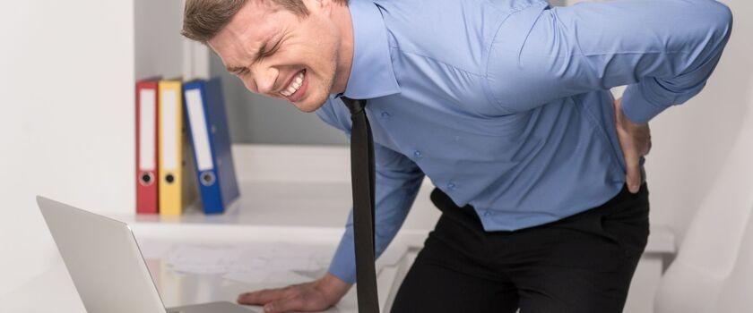 Rwa kulszowa - ćwiczenia w domu, metoda McKenziego