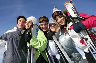Zimowanie na sportowo