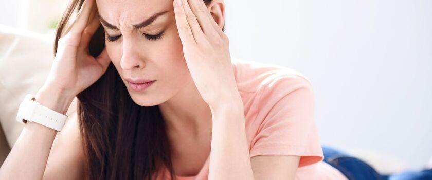 Migrena może mieć związek z bakteriami