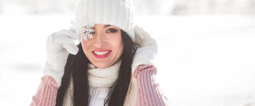 5 zasad zimowej pielęgnacji skóry