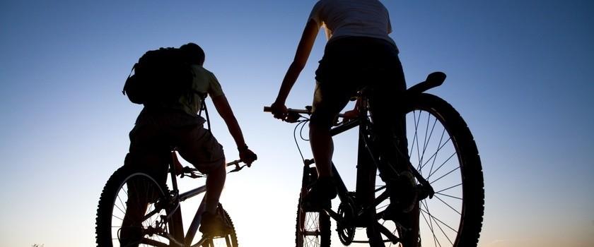 Trenuj na rowerze