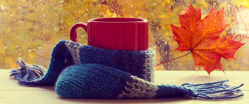Jesienny spadek odporności. Skąd się bierze?